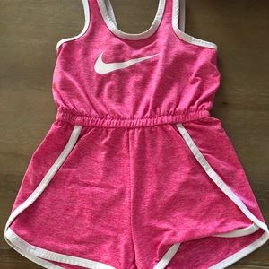 Toddler Nike romper